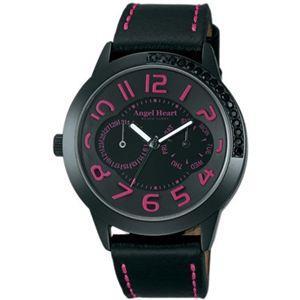 AngelHeart(エンジェルハート) ブラックレーベル BK40BBP-BK 腕時計 レディース - 拡大画像