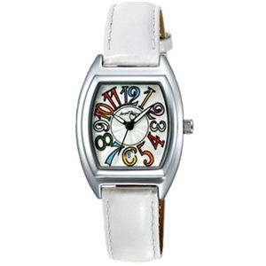 AngelHeart(エンジェルハート) パステル PA26RB-WH 腕時計 レディース - 拡大画像
