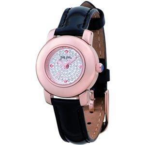 FOLLI FOLLIE(フォリフォリ) WF9R021SSS-BLK 腕時計 レディース - 拡大画像