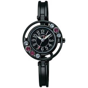 AngelHeart(エンジェルハート) ラブスウィングリプル WL26BK-M 腕時計 レディース - 拡大画像
