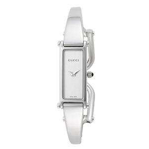 Gucci(グッチ) 1500 YA15527LSS-SLV-L 腕時計 レディース - 拡大画像