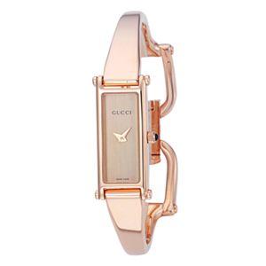 Gucci(グッチ) 1500 YA015558LGP-GLD 腕時計 レディース - 拡大画像