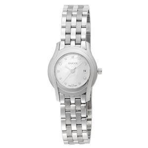 Gucci(グッチ) Gクラス YA055501-11P-LSS-WMP 腕時計 レディース - 拡大画像