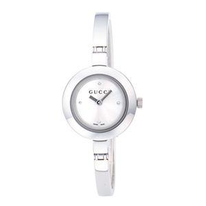 Gucci(グッチ) Gサークル YA105545 腕時計 レディース - 拡大画像