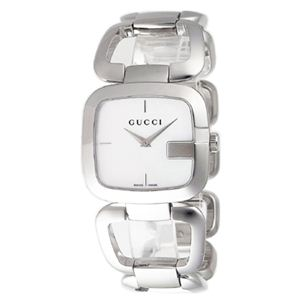 Gucci(グッチ) Gグッチ YA125404 腕時計 レディース - 拡大画像