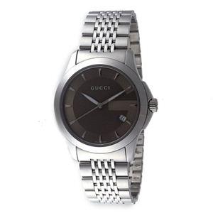 Gucci(グッチ) Gタイムレス YA126406 腕時計 メンズ - 拡大画像