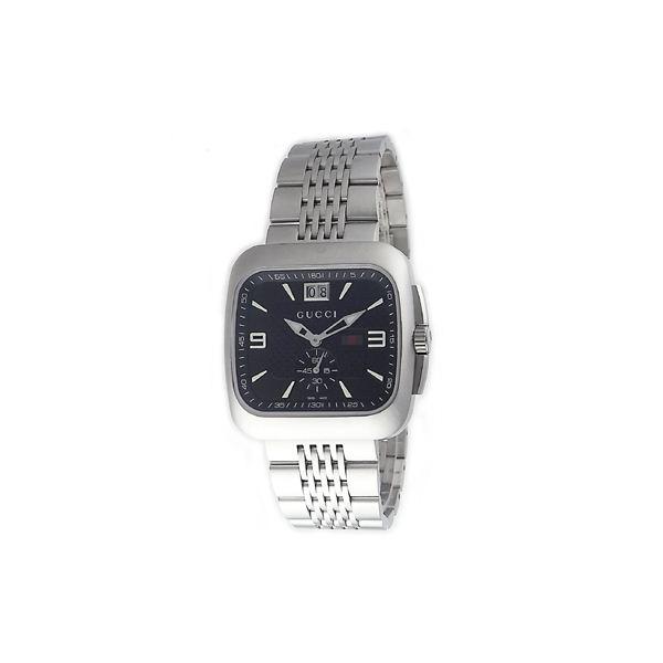 男前 時計 通販|  Gucci(グッチ) グッチクーペ YA131305 腕時計 メンズ