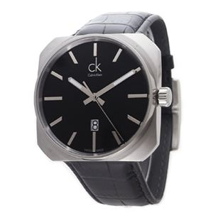 Calvin Klein(カルバンクライン) ソリッド K.1R211.30 腕時計 メンズ - 拡大画像