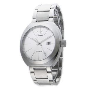 Calvin Klein(カルバンクライン) ネイション K.0R211.26 腕時計 メンズ - 拡大画像