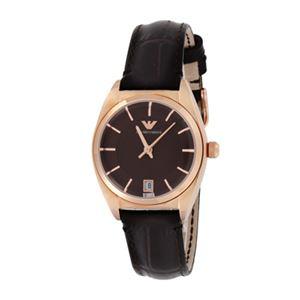 EMPORIO ARMANI(エンポリオ・アルマーニ) AR0378 腕時計 - 拡大画像