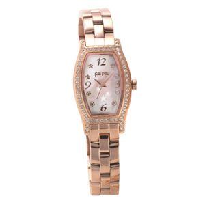 Folli Follie(フォリフォリ) WF8B026BZP 腕時計 レディース