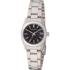 DOLCE SEGRETO(ドルチェセグレート) AAL100BK 腕時計 レディース - 拡大画像