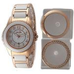 フォリフォリ 時計 ネックレス リング 通販 Folli Follie(フォリフォリ) WF1R001BDW 腕時計 レディース