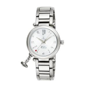 Vivienne Westwood(ヴィヴィアン・ウエストウッド) オーブ VV006SL 腕時計 レディース - 拡大画像