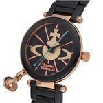 Vivienne Westwood(ヴィヴィアン・ウエストウッド) ケンジントン VV067RSBK 腕時計 レディース