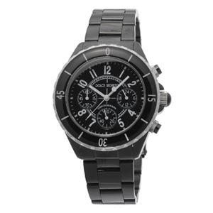 DOLCE SEGRETO(ドルチェセグレート) CH100BB 腕時計 メンズ - 拡大画像