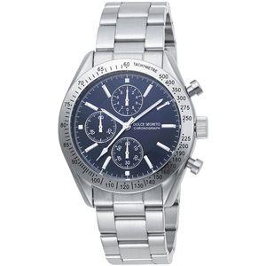 ドルチェ.セグレート 腕時計 グランドクロノブラックSM101BK - 拡大画像