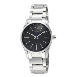 カルバンクライン 腕時計 ニューボールドブラックK22411.02 - 拡大画像