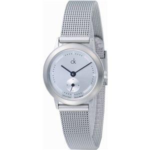 カルバンクライン 腕時計 NEW ミニマルシルバーK3331.26 - 拡大画像