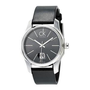 Calvin Klein(カルバンクライン) 腕時計 ビズグレーK77411.07 - 拡大画像