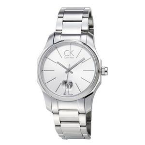 Calvin Klein(カルバンクライン) 腕時計 ビズシルバーK77411.26 - 拡大画像