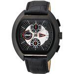 D&G ディーアンドジー 腕時計 ハイセキュリティブラック/シルバーDW0214【送料無料】