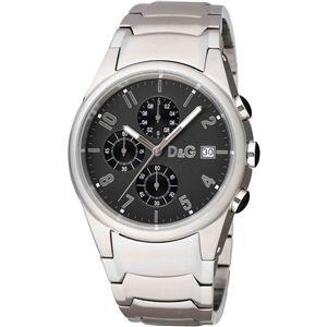 D&G ディーアンドジー 腕時計 ブラック3719770123 - 拡大画像