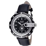 D&G ディーアンドジー 腕時計 ブラックDW0574【送料無料】