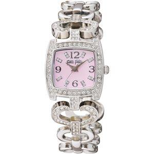 Folli Follie(フォリフォリ)  腕時計 ピンクパールWF5T120BPP