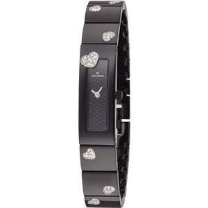 Folli Follie(フォリフォリ)  腕時計 ブラックWF8E061BPK - 拡大画像
