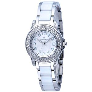 Folli Follie(フォリフォリ)  腕時計 シルバーWF9A020BPS - 拡大画像