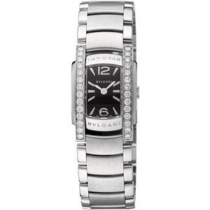 BVLGARI(ブルガリ) 腕時計 アショーマDブラックAA26BSDS