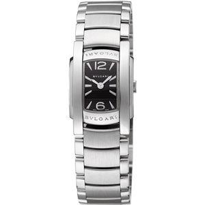 BVLGARI(ブルガリ) 腕時計 アショーマDブラックAA26BSS