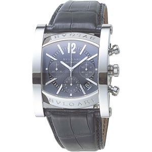 BVLGARI ブルガリ 腕時計 アショーマグレーAA48C14SLDCH