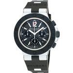 BVLGARI ブルガリ 腕時計 ディアゴノブラックAC44BTAVD【送料無料】