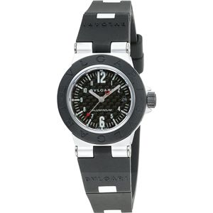 BVLGARI ブルガリ 腕時計 ディアゴノカーボンブラックAL29BTAVD