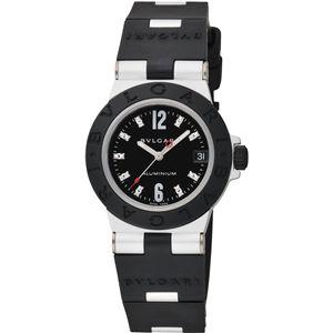 BVLGARI ブルガリ 腕時計 ディアゴノブラックAL32BTAVD/9