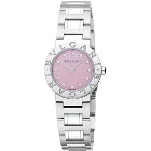 BVLGARI(ブルガリ) 腕時計 ブルガリブルガリ ピンクパールBB23C2SS/12JA
