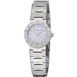 BVLGARI ブルガリ 腕時計 BVLGARI ブルガリBVLGARI ブルガリピンクパールBB23C2SS/12JA-O