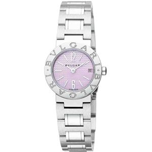 BVLGARI(ブルガリ) 腕時計 ブルガリブルガリ ピンクパールBB23C2SSD/JA