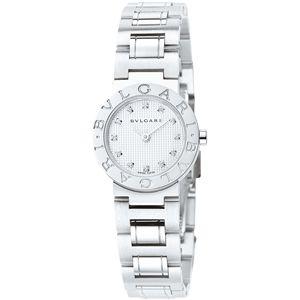 BVLGARI(ブルガリ) 腕時計 ブルガリブルガリ ホワイトBB23WSS/12
