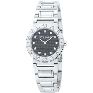 BVLGARI(ブルガリ)  腕時計 BVLGARI(ブルガリ) BVLGARI(ブルガリ) ブラックBB26BSS/12【送料無料】