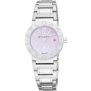 BVLGARI(ブルガリ) 腕時計 ブルガリブルガリ ローズピンクパールBB26C11SSD/JN