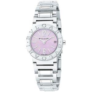 BVLGARI(ブルガリ) 腕時計 ブルガリブルガリ ピンクパールBB26C2SSD/JA