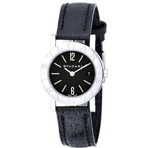 BVLGARI ブルガリ 腕時計 BVLGARI ブルガリBVLGARI ブルガリブラックBB26SLD