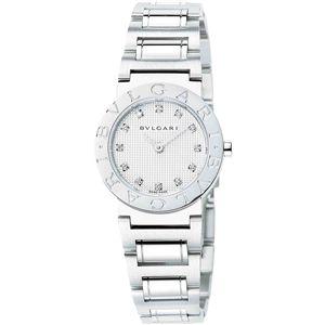 BVLGARI(ブルガリ)  腕時計 BVLGARI(ブルガリ) BVLGARI(ブルガリ) ホワイトBB26WSS/12