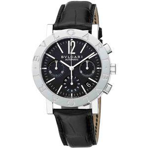 BVLGARI(ブルガリ)  腕時計 BVLGARI(ブルガリ) BVLGARI(ブルガリ) ブラックBB38BSLDCH