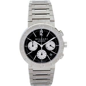 BVLGARI(ブルガリ)  腕時計 BVLGARI(ブルガリ) BVLGARI(ブルガリ) ブラックBB38SSDCH