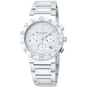BVLGARI(ブルガリ)  腕時計 BVLGARI(ブルガリ) BVLGARI(ブルガリ) ホワイトBB38WSSDCH