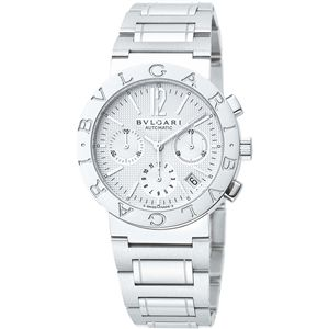 BVLGARI(ブルガリ) 腕時計 ブルガリブルガリ ホワイトBB38WSSDCH